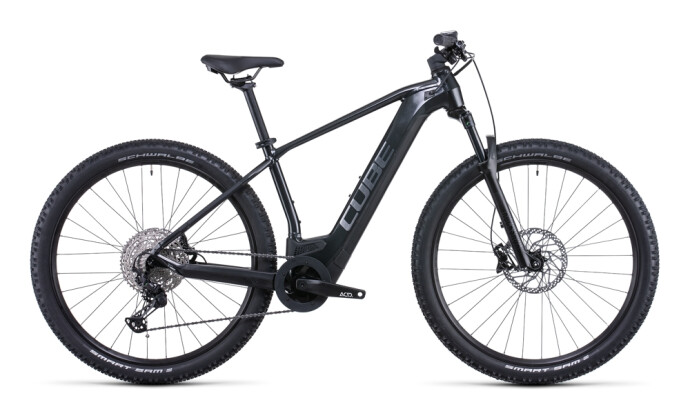 e-Mountainbike Cube Reaction Hybrid Race 625 grey´n´metal 2022