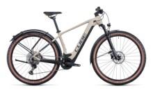 e-Mountainbike Cube Reaction Hybrid Pro 625 Allroad desert´n´orange