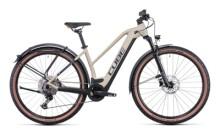 e-Mountainbike Cube Reaction Hybrid Pro 500 Allroad desert´n´orange