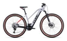 e-Mountainbike Cube Reaction Hybrid Pro 625 grey´n´red