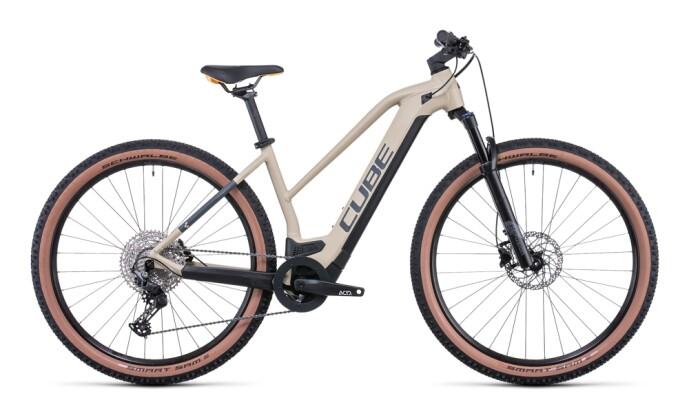 e-Mountainbike Cube Reaction Hybrid Pro 625 desert´n´orange 2022