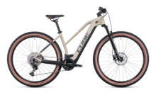 e-Mountainbike Cube Reaction Hybrid Pro 500 desert´n´orange