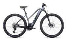 e-Mountainbike Cube Reaction Hybrid Pro 625 flashgrey´n´green