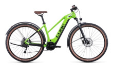 e-Mountainbike Cube Reaction Hybrid Performance 625 Allr shinyapple