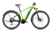 e-Mountainbike Cube Reaction Hybrid Performance 500 Allr shinyapple