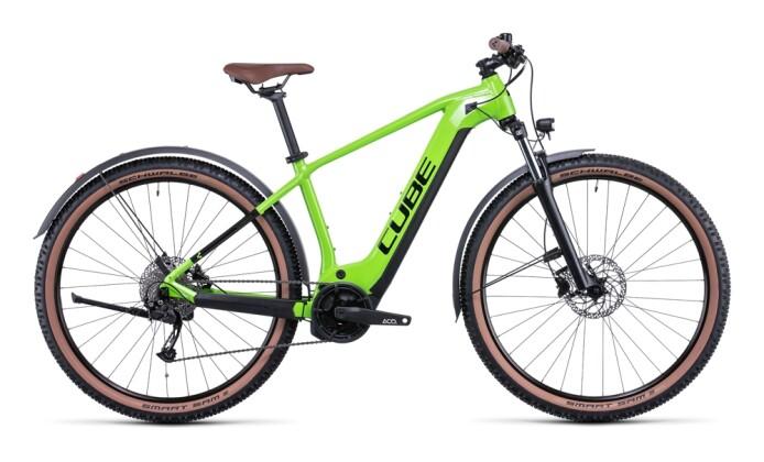 e-Mountainbike Cube Reaction Hybrid Performance 500 Allr shinyapple 2022