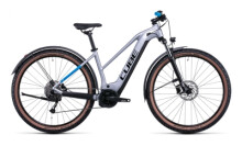 e-Mountainbike Cube Reaction Hybrid Performance 625 Allr silver/blue