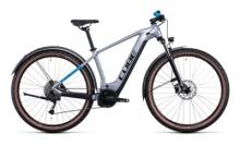 e-Mountainbike Cube Reaction Hybrid Performance 500 Allr silver/blue