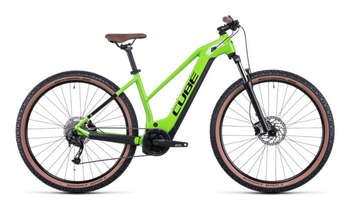 e-Mountainbike Cube Reaction Hybrid Performance 625 shinyapple 2022