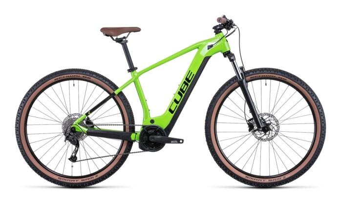 e-Mountainbike Cube Reaction Hybrid Performance 500 shinyapple 2022