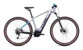 e-Mountainbike Cube Reaction Hybrid Performance 500 polarsilver
