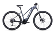 e-Mountainbike Cube Reaction Hybrid Performance 500 metallicgrey