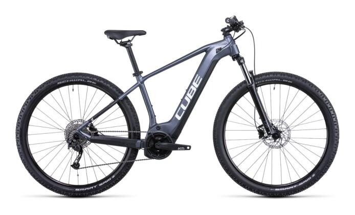 e-Mountainbike Cube Reaction Hybrid Performance 500 metallicgrey 2022