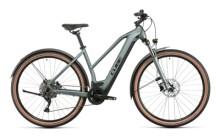 e-Mountainbike Cube Nuride Hybrid Pro 625 Allroad silvergreen´n´black