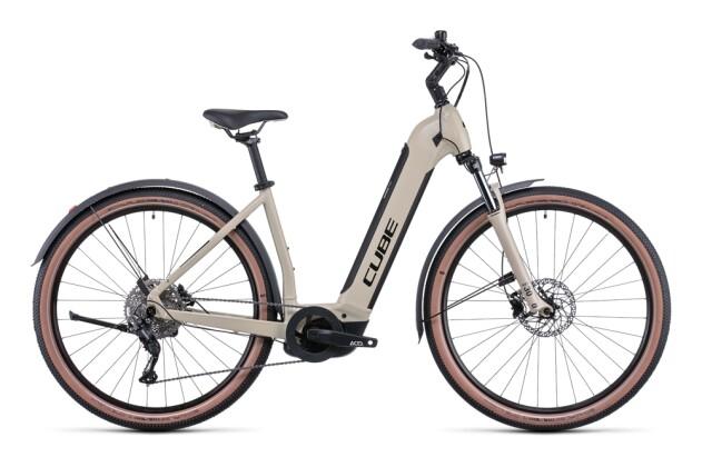 e-Mountainbike Cube Nuride Hybrid Pro 625 Allroad desert´n´black 2022