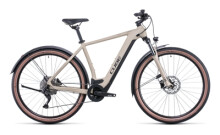 e-Mountainbike Cube Nuride Hybrid Pro 625 Allroad desert´n´black