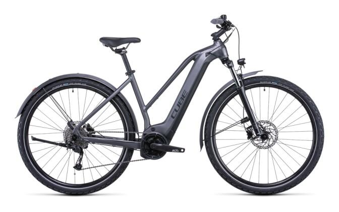 e-Mountainbike Cube Nuride Hybrid Performance 625 Allroad graphite 2022