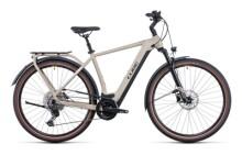 e-Trekkingbike Cube Kathmandu Hybrid Pro 625 desert´n´orange
