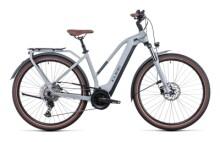 e-Citybike Cube Touring Hybrid Pro 500 lunar´n´grey