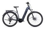 e-Citybike Cube Touring Hybrid Pro 625 metallicgrey´n´black