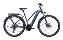 e-Citybike Cube Touring Hybrid Pro 500 metallicgrey´n´black