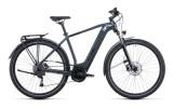 e-Citybike Cube Touring Hybrid ONE 500 grey´n´blue