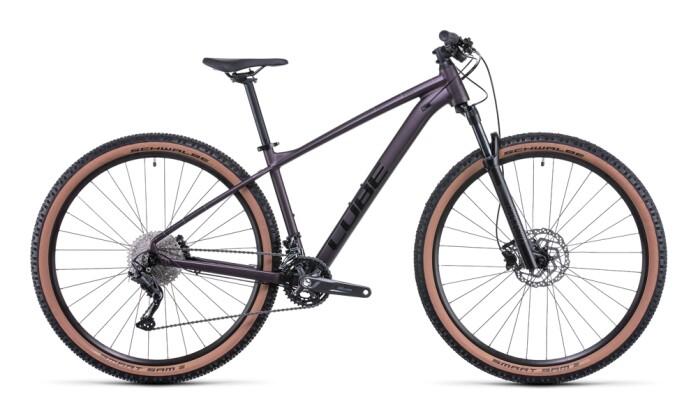 Mountainbike Cube Access WS Race smokeylilac´n´black 2022