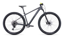 Mountainbike Cube Attention SL grey´n´lime