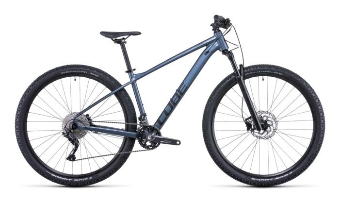 Mountainbike Cube Attention indigoblack´n´black 2022