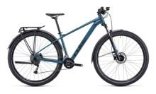Mountainbike Cube Aim SL Allroad teal´n´black