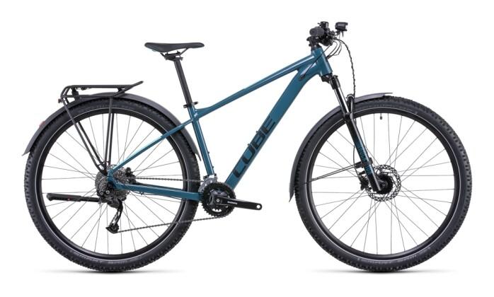 Mountainbike Cube Aim SL Allroad teal´n´black 2022
