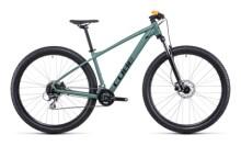 Mountainbike Cube Aim Pro olive´n´orange
