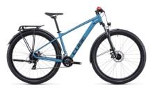 Mountainbike Cube Aim Allroad blue´n´red