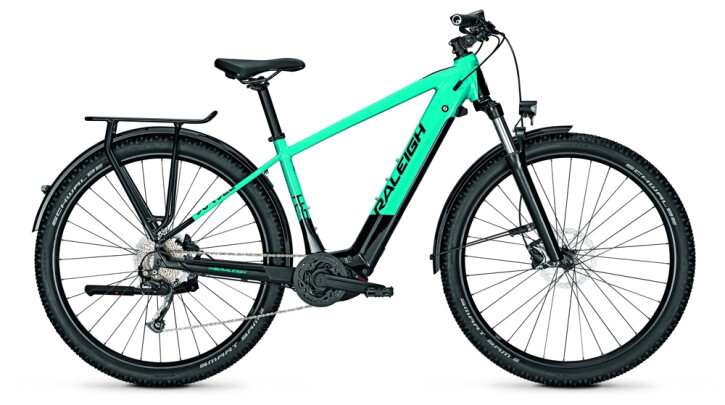 e-Trekkingbike Raleigh DUNDEE 9 2022