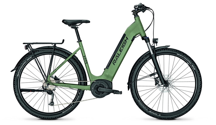 e-Trekkingbike Raleigh DUNDEE LTD 2022