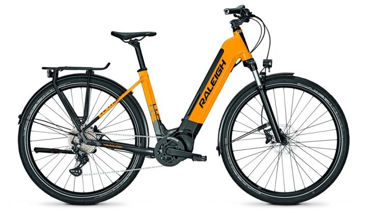 e-Trekkingbike Raleigh DUNDEE 10 2022