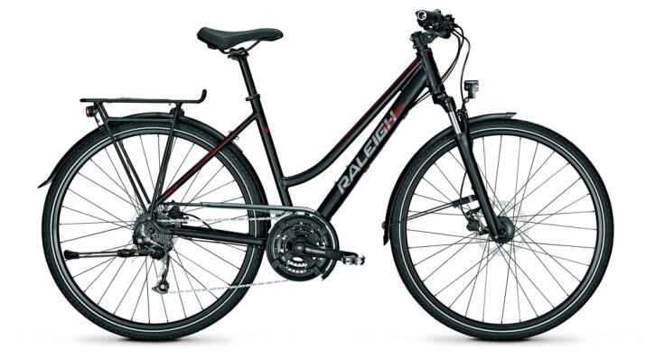 Trekkingbike Raleigh RUSHHOUR LTD 2022