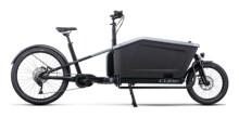 e-Lastenrad Cube Cargo Sport Hybrid  500 flashgrey´n´black