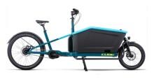 e-Lastenrad Cube Cargo Dual Hybrid 1000 blue´n´lime