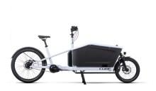 e-Lastenrad Cube Cargo Dual Hybrid 1000 flashwhite´n´black
