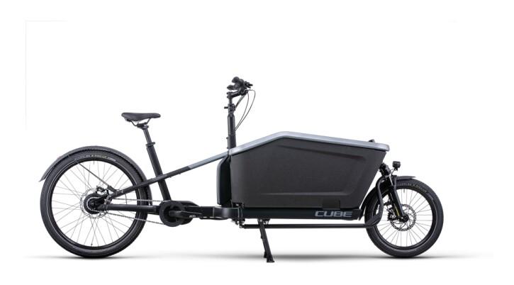 e-Lastenrad Cube Cargo Hybrid 500 flashgrey´n´black 2022