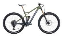 Mountainbike Cube Stereo 150 C:62 TM 29 flashgrey´n´olive