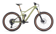 Mountainbike Cube Stereo 140 HPC SLT 27.5 green´n´flashgreen