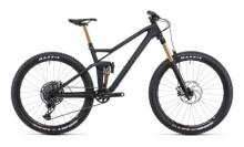 Mountainbike Cube Stereo 140 HPC SLT 27.5 carbon´n´black