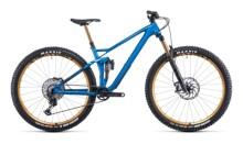 Mountainbike Cube Stereo 120 HPC EX 29 metalblue´n´blue