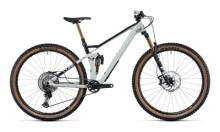 Mountainbike Cube Stereo 120 HPC EX 29 grey´n´carbon