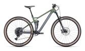 Mountainbike Cube Stereo 120 HPC TM 29 flashgrey´n´olive