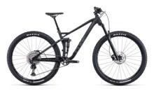 Mountainbike Cube Stereo 120 Race black anodized