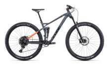 Mountainbike Cube Stereo 120 Pro grey´n´orange