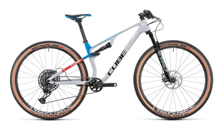 Mountainbike Cube AMS ZERO99 C:68X SL 29 teamline 2022